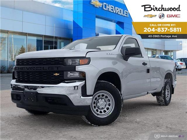 2020 Chevrolet Silverado 1500 Work Truck (Stk: G20094) in Winnipeg - Image 1 of 26