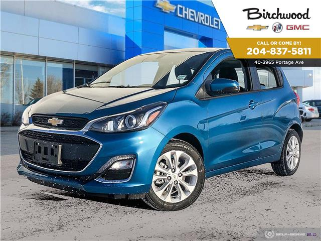 2020 Chevrolet Spark 1LT CVT (Stk: G20140) in Winnipeg - Image 1 of 27