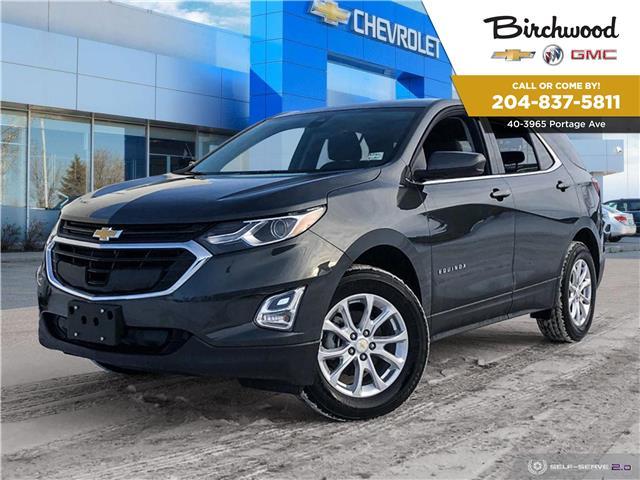 2020 Chevrolet Equinox LT (Stk: G20176) in Winnipeg - Image 1 of 27
