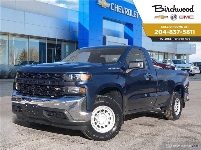 2020 Chevrolet Silverado 1500 Work Truck (Stk: G20174) in Winnipeg - Image 1 of 27