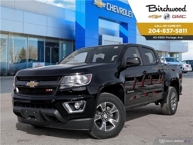 2020 Chevrolet Colorado Z71 (Stk: G20236) in Winnipeg - Image 1 of 27