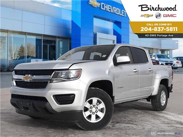 2020 Chevrolet Colorado WT (Stk: G20241) in Winnipeg - Image 1 of 27