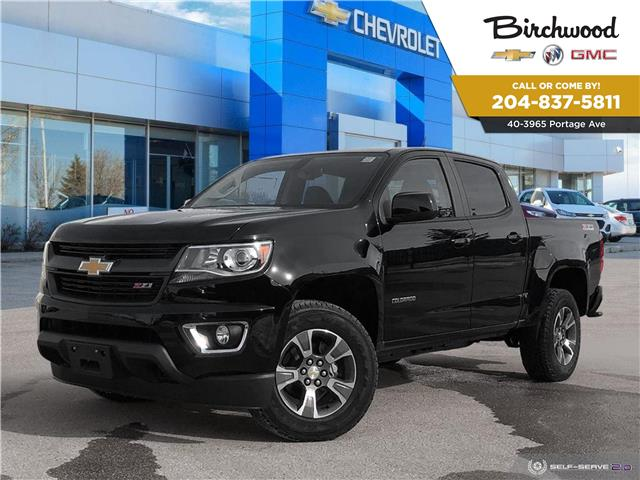 2020 Chevrolet Colorado Z71 (Stk: G20256) in Winnipeg - Image 1 of 27