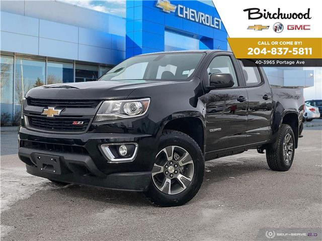 2020 Chevrolet Colorado Z71 (Stk: G20281) in Winnipeg - Image 1 of 27