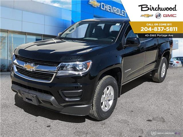 2020 Chevrolet Colorado WT (Stk: G20315) in Winnipeg - Image 1 of 26