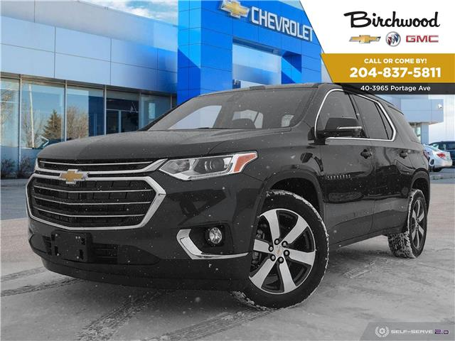 2020 Chevrolet Traverse 3LT (Stk: G20319) in Winnipeg - Image 1 of 27