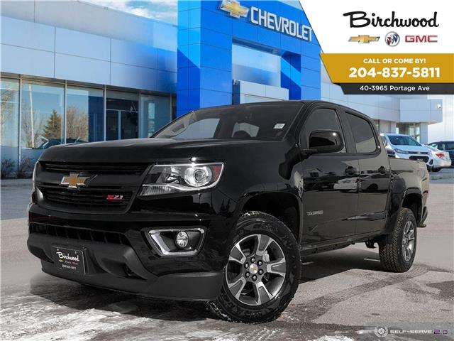 2020 Chevrolet Colorado Z71 (Stk: G20347) in Winnipeg - Image 1 of 27