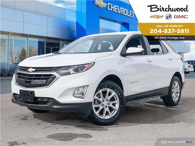 2020 Chevrolet Equinox LT (Stk: G20374) in Winnipeg - Image 1 of 27