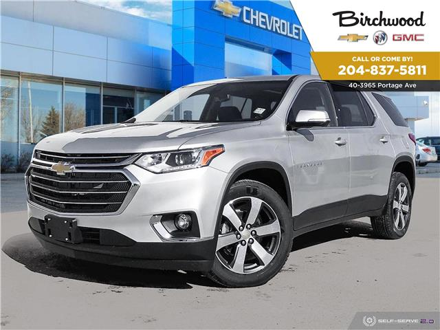 2020 Chevrolet Traverse 3LT (Stk: G20406) in Winnipeg - Image 1 of 27