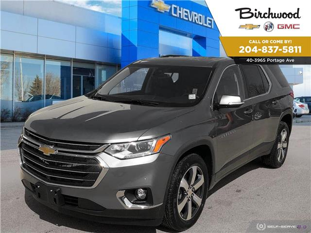 2020 Chevrolet Traverse 3LT (Stk: G20407) in Winnipeg - Image 1 of 27