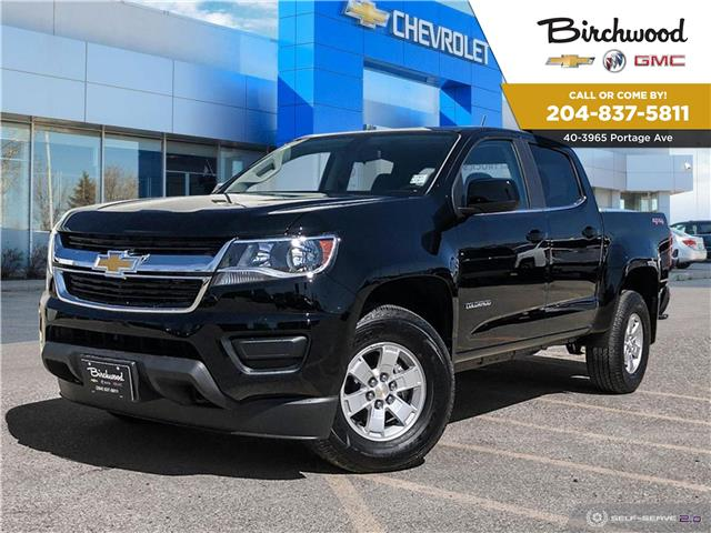 2020 Chevrolet Colorado WT (Stk: G20253) in Winnipeg - Image 1 of 27