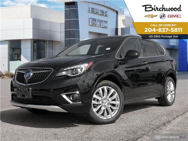2020 Buick Envision Premium II (Stk: G20558) in Winnipeg - Image 1 of 27