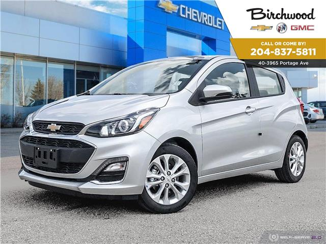 2020 Chevrolet Spark 1LT CVT (Stk: G20573) in Winnipeg - Image 1 of 27