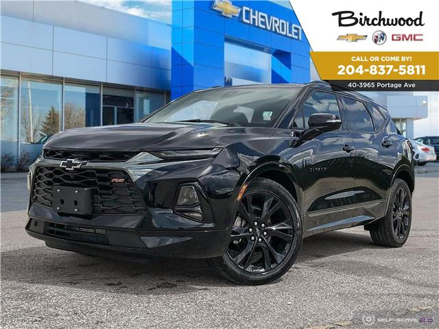 2020 Chevrolet Blazer RS (Stk: G20571) in Winnipeg - Image 1 of 27