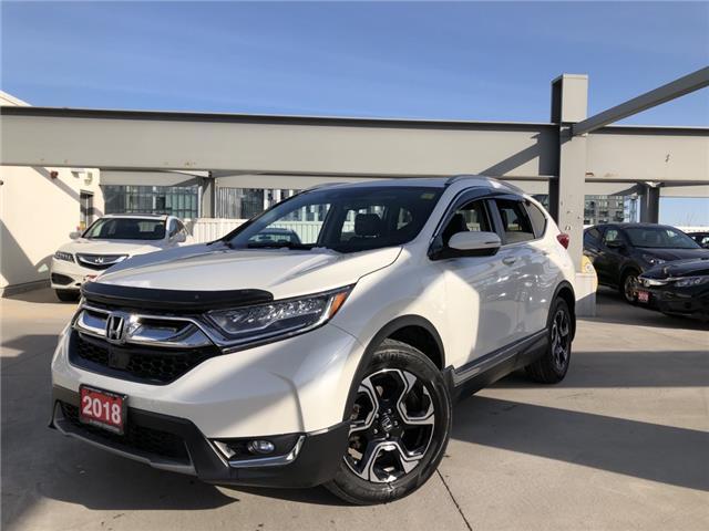 2018 Honda CR-V Touring (Stk: HP3671) in Toronto - Image 1 of 30
