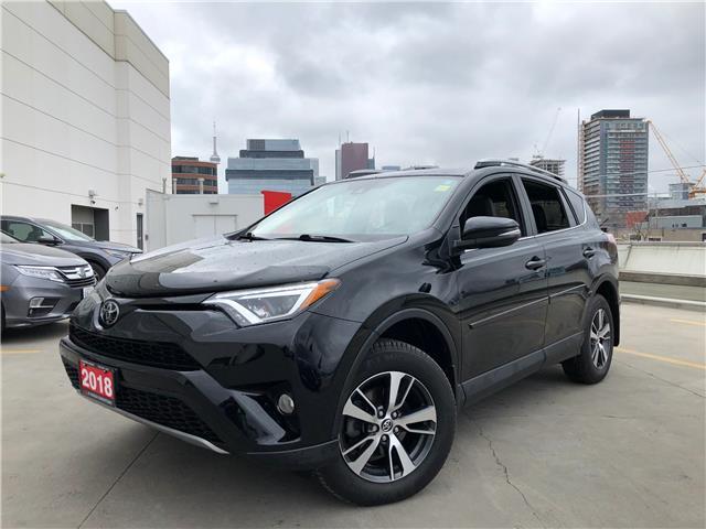 2018 Toyota RAV4 SE (Stk: HP3704) in Toronto - Image 1 of 29
