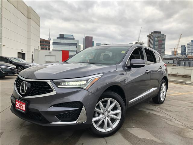 2020 Acura RDX Tech (Stk: D12980A) in Toronto - Image 1 of 32