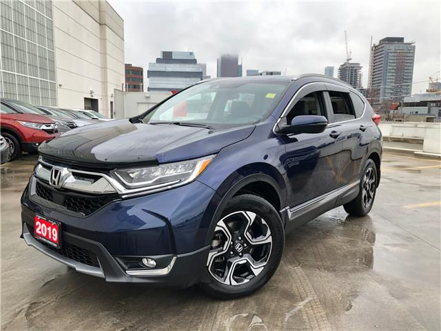 2019 Honda CR-V Touring (Stk: HP3728) in Toronto - Image 1 of 31