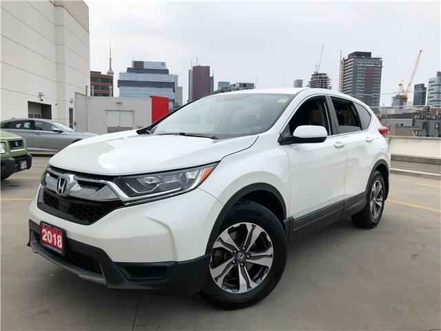 2018 Honda CR-V LX (Stk: HP3754) in Toronto - Image 1 of 28