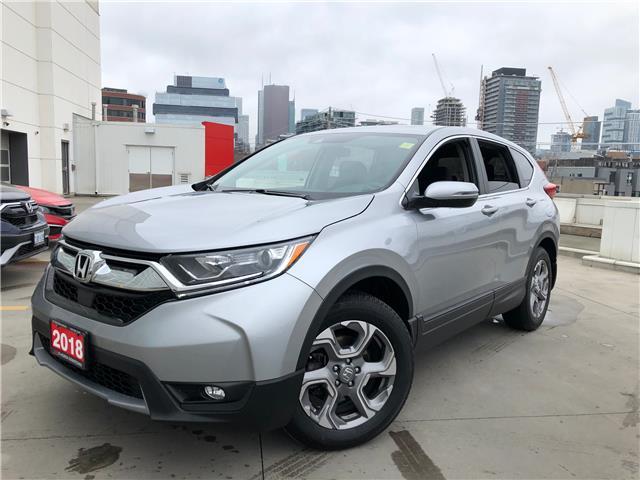 2018 Honda CR-V EX (Stk: HP3748) in Toronto - Image 1 of 30