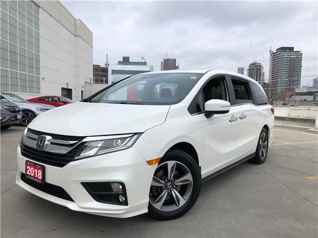 2018 Honda Odyssey EX (Stk: HP3770) in Toronto - Image 1 of 34
