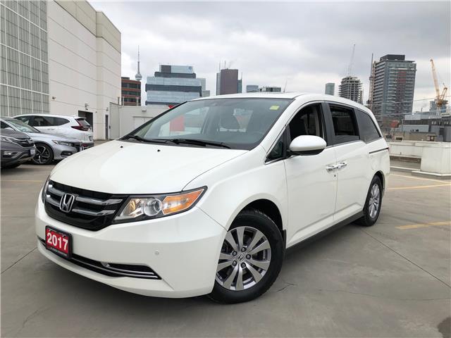 2017 Honda Odyssey EX-L (Stk: HP3745) in Toronto - Image 1 of 38