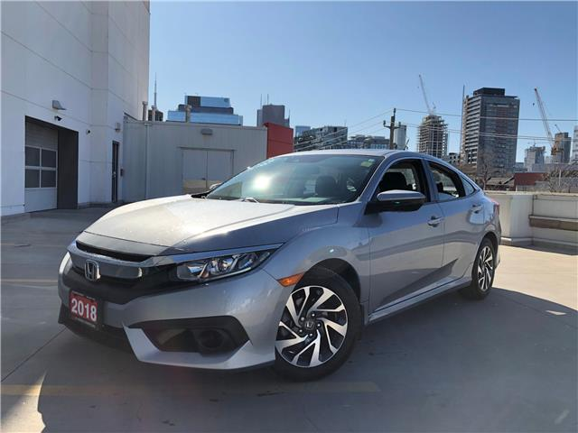 2018 Honda Civic EX (Stk: C20583A) in Toronto - Image 1 of 28