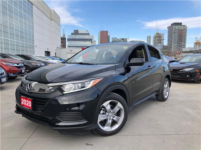 2020 Honda HR-V LX (Stk: V20614A) in Toronto - Image 1 of 29