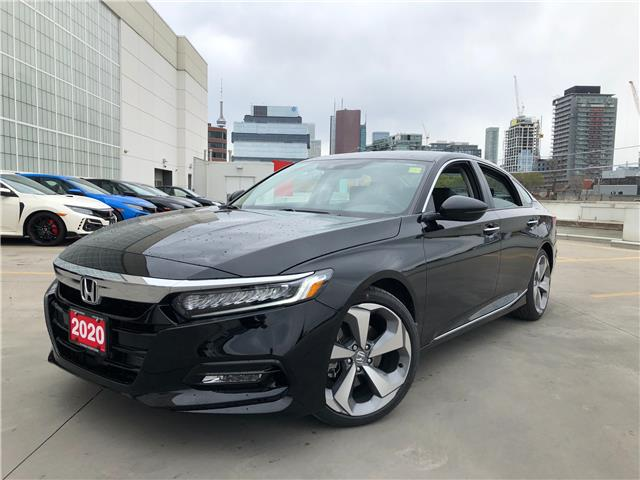 2020 Honda Accord Touring 1.5T (Stk: A20459A) in Toronto - Image 1 of 32