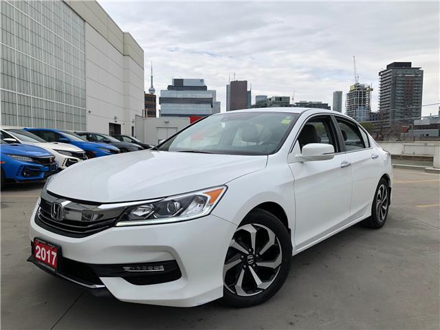 2017 Honda Accord SE (Stk: HP3779) in Toronto - Image 1 of 33