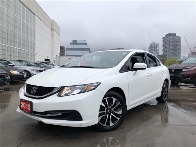 2015 Honda Civic EX (Stk: HP3782) in Toronto - Image 1 of 30