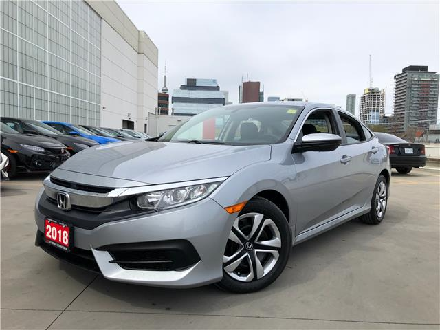 2018 Honda Civic LX (Stk: HP3768) in Toronto - Image 1 of 26