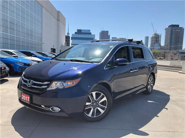 2017 Honda Odyssey Touring (Stk: Y20532A) in Toronto - Image 1 of 37