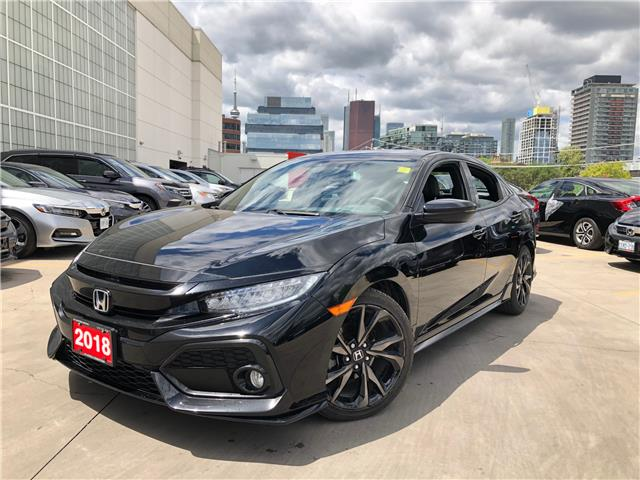 2018 Honda Civic Sport Touring (Stk: C20055A) in Toronto - Image 1 of 31
