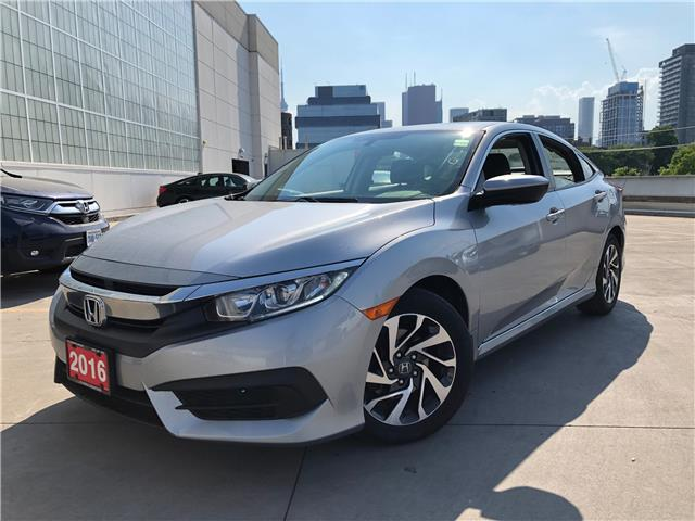 2016 Honda Civic EX (Stk: HP3811) in Toronto - Image 1 of 29