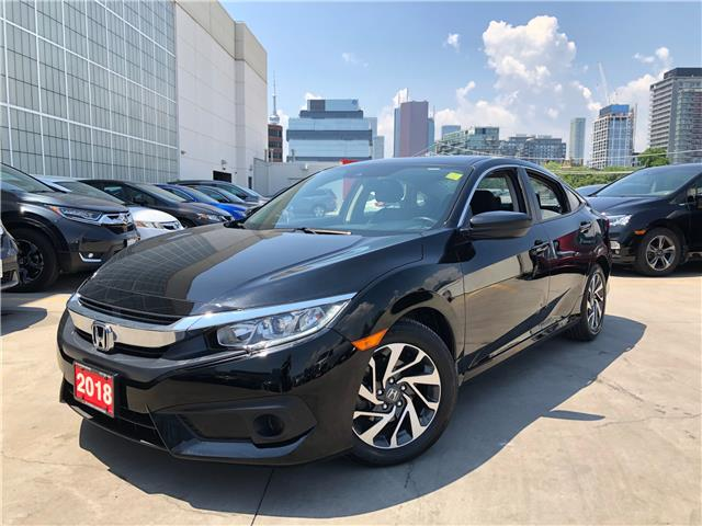 2018 Honda Civic SE (Stk: V20484A) in Toronto - Image 1 of 28