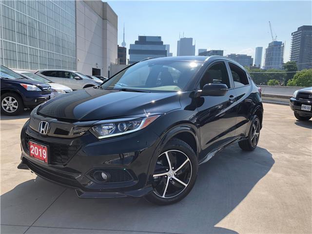 2019 Honda HR-V Sport (Stk: H20501A) in Toronto - Image 1 of 31