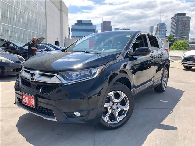 2018 Honda CR-V EX (Stk: C20696A) in Toronto - Image 1 of 30
