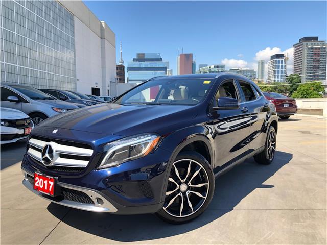 2017 Mercedes-Benz GLA 250 Base (Stk: V20795A) in Toronto - Image 1 of 31