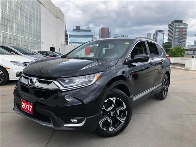 2017 Honda CR-V Touring (Stk: HP3854) in Toronto - Image 1 of 33
