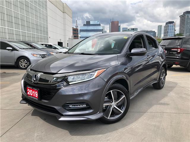 2019 Honda HR-V Touring (Stk: V20309A) in Toronto - Image 1 of 33