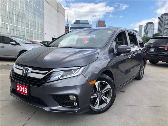 2018 Honda Odyssey EX (Stk: HP3864) in Toronto - Image 1 of 31