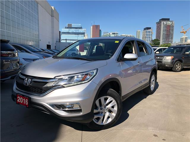 2016 Honda CR-V EX (Stk: HP3850) in Toronto - Image 1 of 31