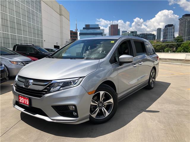 2019 Honda Odyssey EX (Stk: Y20654A) in Toronto - Image 1 of 32