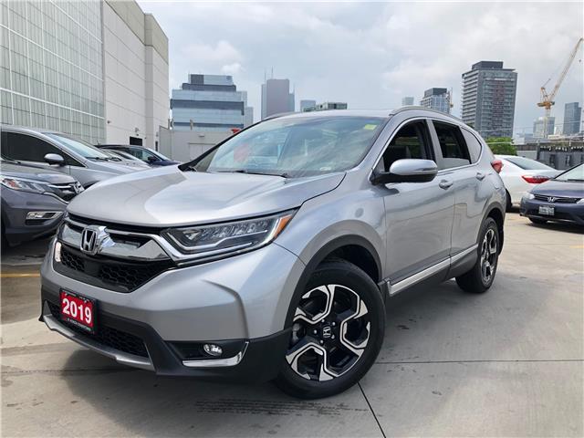 2019 Honda CR-V Touring (Stk: V20773A) in Toronto - Image 1 of 29