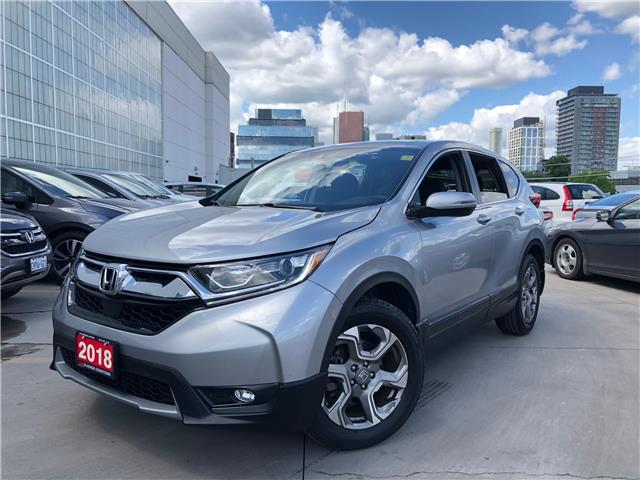 2018 Honda CR-V EX (Stk: V20889A) in Toronto - Image 1 of 32
