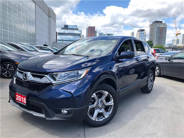 2018 Honda CR-V EX-L (Stk: V20465A) in Toronto - Image 1 of 33