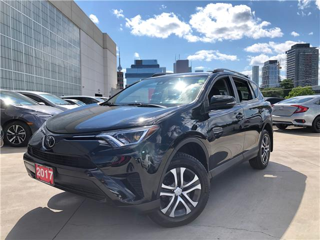 2017 Toyota RAV4 LE (Stk: HP3866) in Toronto - Image 1 of 31