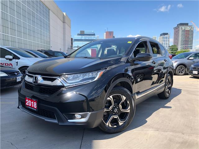 2018 Honda CR-V Touring (Stk: HP3859) in Toronto - Image 1 of 30