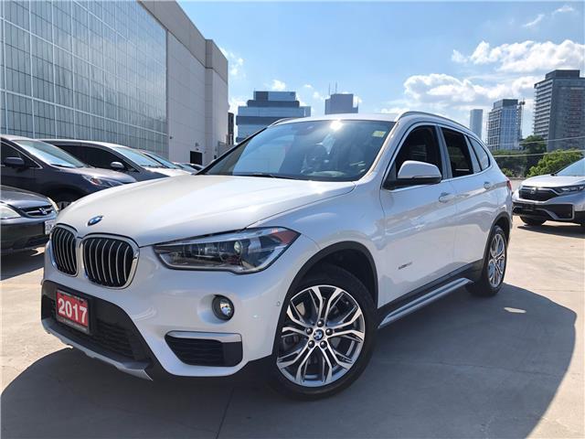 2017 BMW X1 xDrive28i (Stk: V20786A) in Toronto - Image 1 of 29